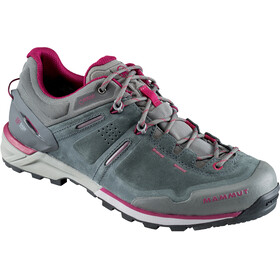 Mammut Alnasca Low GTX Shoes Women graphite-beet